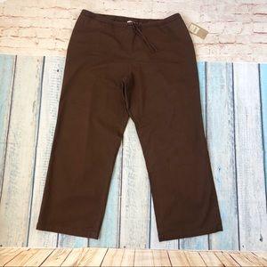 Coldwater Greek pants straight leg